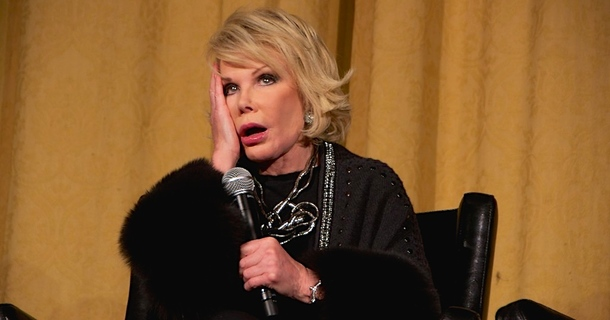 The 17 Absolute Funniest Moments Of Joan Rivers' Career